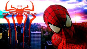 The Amazing Spider-Man 2 Wallpaper by stick-man-11