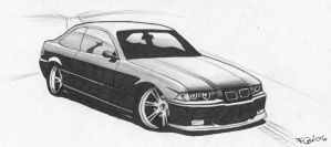 BMW M3 E36 by FuseEST