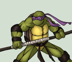 +Donatello+ by MathiasTemplar