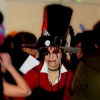 Mad Hatter by Hancee