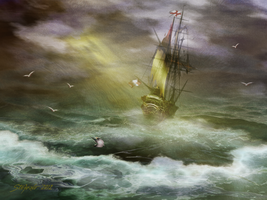 High Seas Navigation by raysheaf