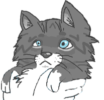 Quick Kitty Paint by AliTat