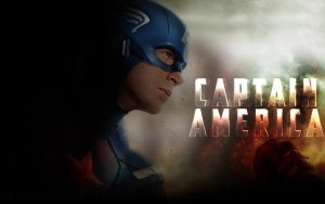 Captain America 01 by DesignsByTopher