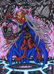 .:Teen Titans Go!:. Raven's Truly Demonic Form by AceOfSpeed94