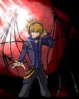 Conductor-Neku Coloured by Zeronix-Nin