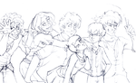 Whisper's Crowd WIP by Weasley-Detectives