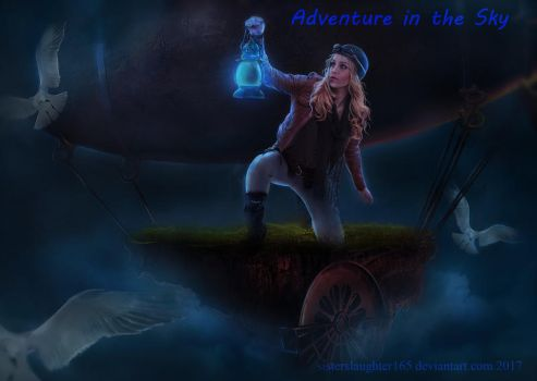 Adventure in the Sky by Sisterslaughter165