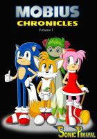 Mobius Chronicles:  Volume 1 Cover by SonicPikapal