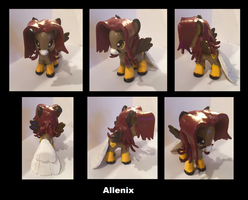 Allenix custom by Ho-ohLover