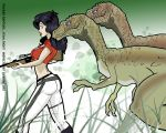 Trained Raptors by Inspector97