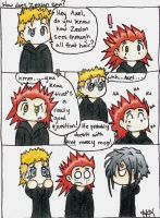 How does Zexion See? by 0Fallon0