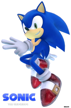 Sonic forever ! by mixlou