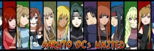 ~Naruto OCs United~ by YozoraArashi