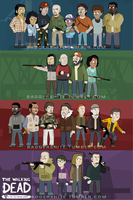 The Walking Dead: Season 2 by jakest123