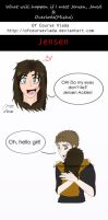 What will happen if I meet J2 and Misha Collins by OfCourseVlada