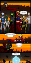 Heroes United Aug 2 by LulzyRobot