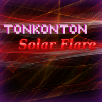 Solar Flare (Album Art) by tonkonton