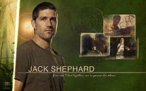 Jack Shephard wallpaper by nuke-vizard