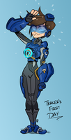Tracer's First Day by totalnonsense89
