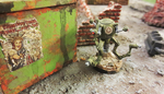 Fallout Mr. Gutsy (Brother Vinni) by JordanGreywolf