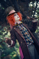 Mad as a Hatter! by ErikCosplay