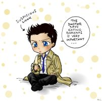 Cas+banana by Nimloth87