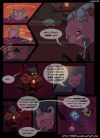 IZ-BTE Fan Comic: Ch1-Pg16 by CGIgal