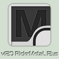 New logo... not yet finished by vi20RickrMetal12us