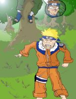 Tsk Tsk Naruto by Mrknownothing