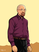 Walter White by TheFresco