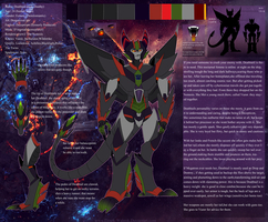 ::Refsheet 2015:: TF: Deathtail by VAZ0R
