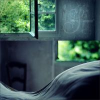 the forgotten bedroom by prismes