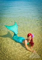 The Little Mermaid Ariel Disney cosplay by chamellephoto