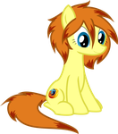 Firefox Pony (Clean Character) by BlackWater627