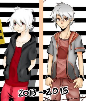 Draw this again 2013 - 2015 by AlexisProject