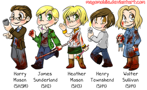 Silent Hill: the Happiest Place On Earth by megomobile
