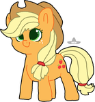 applejack by amigo