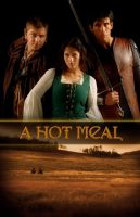 'A Hot Meal' Poster 2 by fotograff