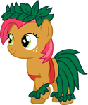 Babs Seed as Lilo by CloudyGlow