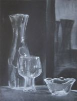glass study by bangalore-monkey