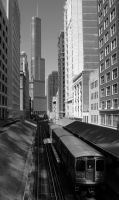 Chicago XII by DanielJButler
