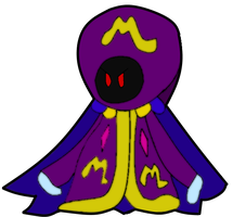 Giant Thief (Paper Mario OC) by WarioWules09