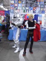 Edward and Alphonse Elric by SailorUsagiChan
