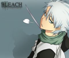 Toshiro color by Bletisan