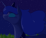 05-05-14 The Moon Stands Watch by astarothathros