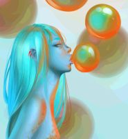 Speedpaint - Filter My Bubbles by Nychse