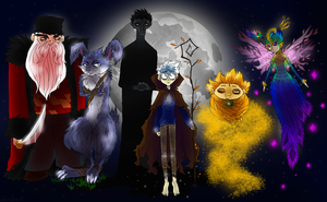 ROTG- Anniversary 2 by HezuNeutral