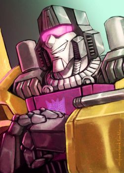 FOC inspired Swindle by Uniformshark