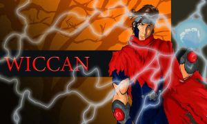 wiccan by Psyflame05