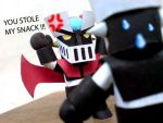Mazinger FIGHT by PaperBot